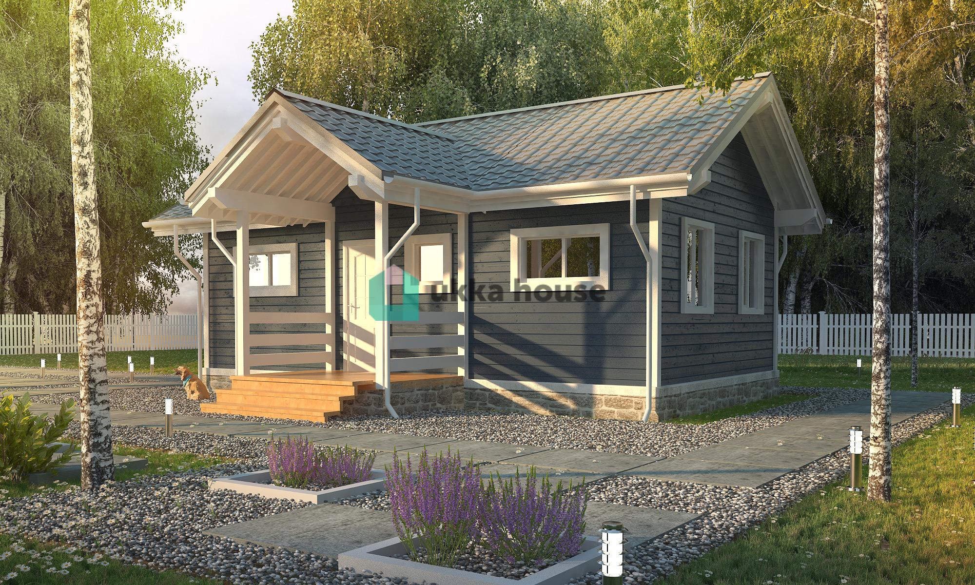 Проект «проект каркасного дома»