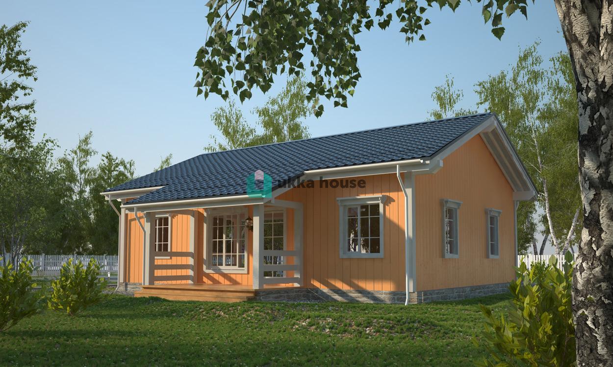 Проект «Строительство домов СПб, проект