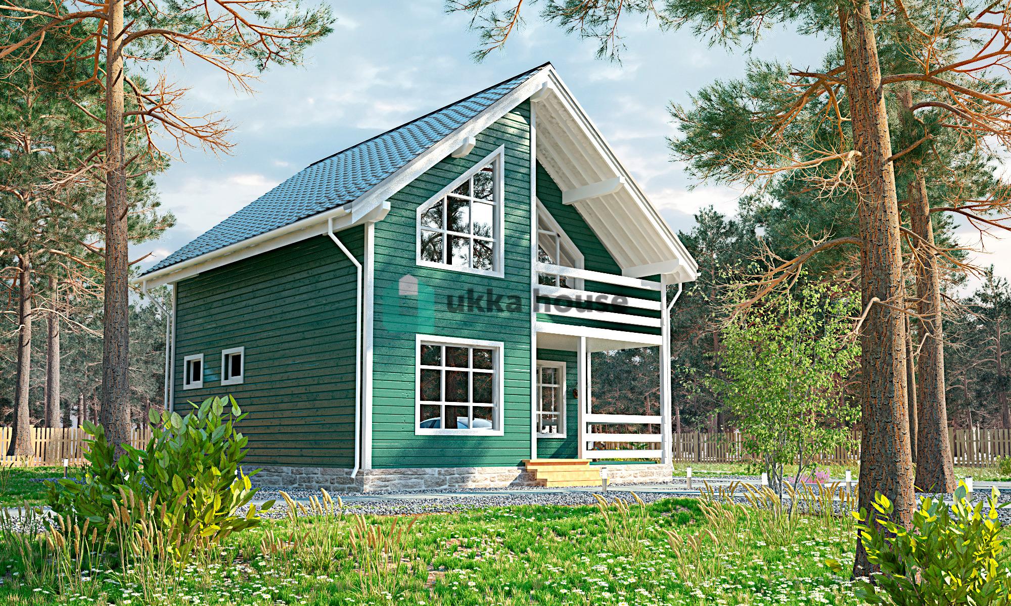 Проект «проект загородного дома