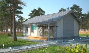 проект дома Чернышёвъ