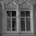 русский стиль загородного дома