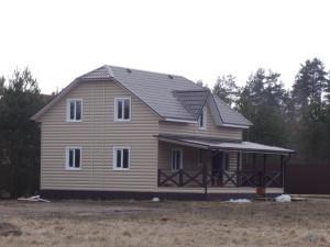 Двухэтажный жилой дом, Выборгский район Ленинградской области