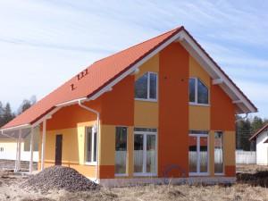 Жилой дом 145 кв.м. около Ладожского озера, Всеволожский район Ленинградской области
