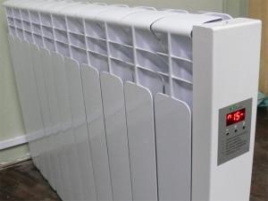 Отопление каркасного дома - Электроконвектор
