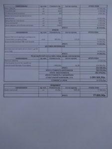 Образец сметы на недорогой каркасный дом в СПб, лист 2