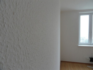 Внутренняя отделка каркасного дома - штукатурка под покраску