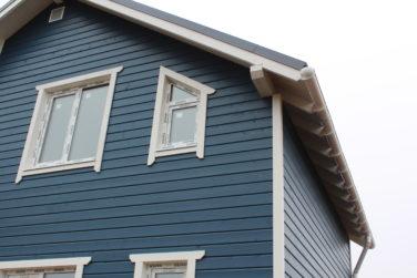 Каркасный дом по проекту Дон (п. Стеклянный) - доп окна